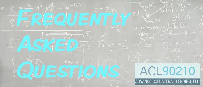 collateral-loan-FAQ