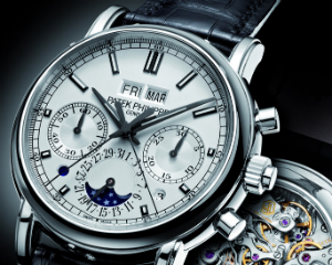 Most popular patek philippe model